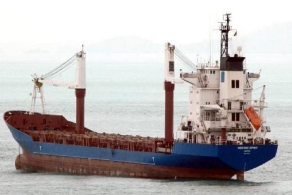 Χανιά: Συναγερμός με πλοίο «βόμβα» - Κίνδυνος λόγω των υψηλών θερμοκρασιών!