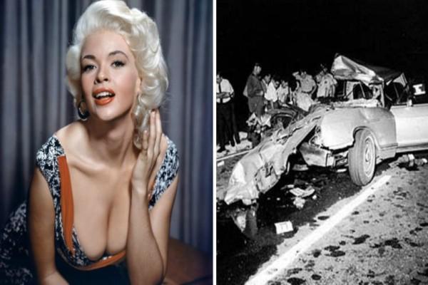 Jayne Mansfield: Η καλλονή της δεκαετίας του 1950 που αποκεφαλίστηκε σε φρικτό τροχαίο! (photos)