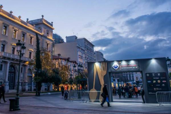 Έρχεται το καλοκαιρινό Athens Food Market στην πλατεία Κλαυθμώνος!