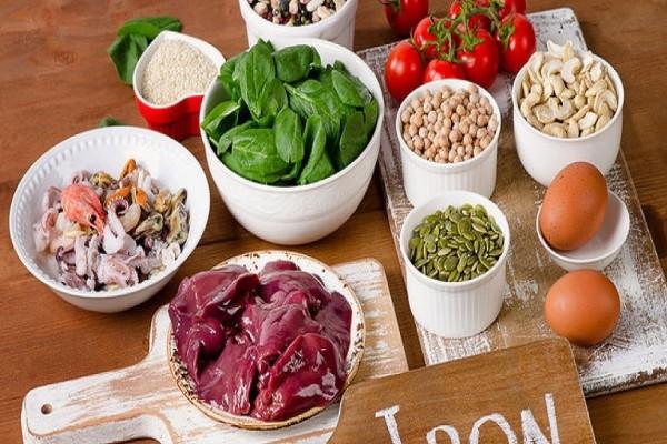 Κι όμως αυτές οι 10 τροφές έχουν περισσότερο σίδηρο ακόμα και από το κόκκινο κρέας!