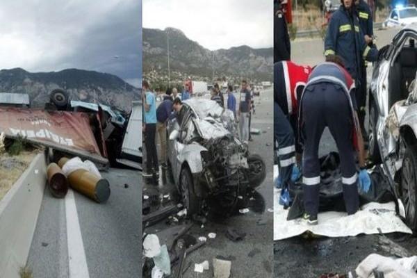 Δυστυχώς: Τροχαίο ατύχημα στο Άργος! Άσχημα τρεις άνθρωποι!