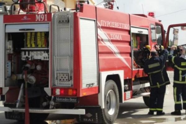 Συναγερμός: Αναστάτωση από φωτιά στο κέντρο των Ιωαννίνων! (Photos)