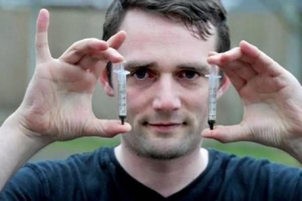 Απίστευτο κι όμως αληθινό: Οι γιατροί του είπαν ότι έχει 18 μήνες ζωής, αλλά κανείς δεν περίμενε την εξέλιξη αυτή!
