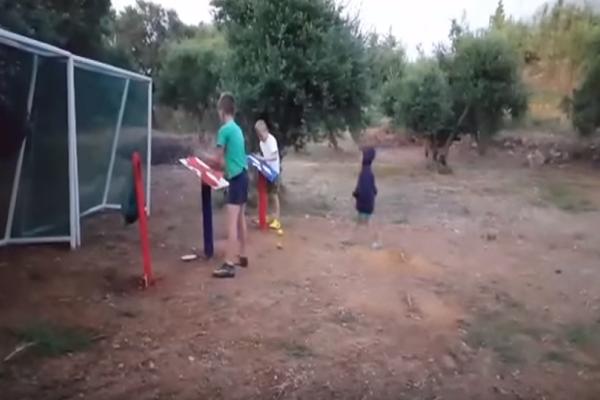 Χανιά: Έφτιαξαν πίστα survivor σε χωράφι και το αποτέλεσμα είναι εντυπωσιακό! (Video)