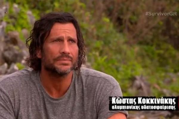 Survivor - Οι πρώτες δηλώσεις του Κοκκινάκη μετά την αποχώρησή του από το παιχνίδι! Φουλ... επίθεση από τον γνωστό πρώην πρωταθλητή! (Video)