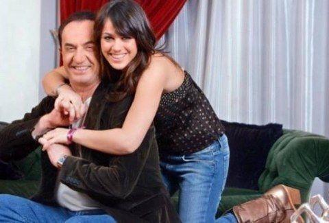 Το τερμάτισε: Η κόρη του Λευτέρη Πανταζή ολόγυμνη σε μία φωτογραφία - ντοκουμέντο! (Photo)
