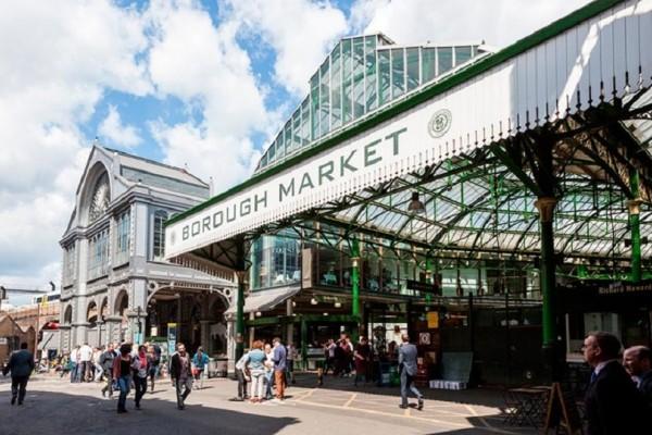 Η παραδεισένια αγορά του Λονδίνου όπου οι τρομοκράτες έμπαιναν με μαχαίρια στα μαγαζιά!