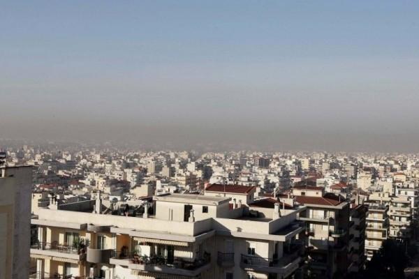 Χτύπησε «κόκκινο» το όζον, αποπνικτική η ατμόσφαιρα στην Αθήνα!