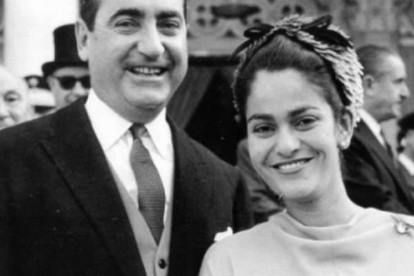 Μαρίκα και Κωνσταντίνος Μητσοτάκης... ένα lovestory που άφησε εποχή!
