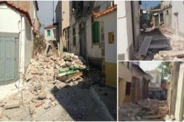 Βίντεο που σοκάρει: Η στιγμή του σεισμού στη Λέσβο! (Video)