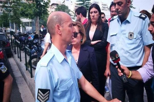 Πανικός στο Ειρηνοδικείο για τους πλειστηριασμούς - Προσήχθη συμβολαιογράφος (Photos & Video)