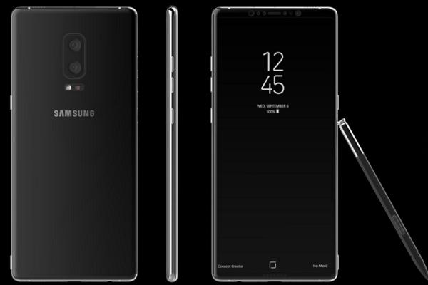 Δείτε πώς θα είναι το Samsung Galaxy Note 8 (Video)