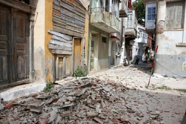 Προβληματισμένοι οι επιστήμονες από την ισχυρή σεισμική δόνηση στην Λέσβο - Τι περιμένουν τις επόμενες μέρες (Video)