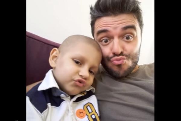 Ο μικρός Βαγγέλης χρειάζεται την βοήθεια όλων μας (video)
