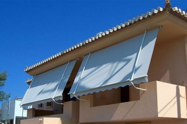 Οι εύκολοι και εναλλακτικοί τρόποι σκίασης εάν δεν έχετε τέντες στο μπαλκόνι σας!