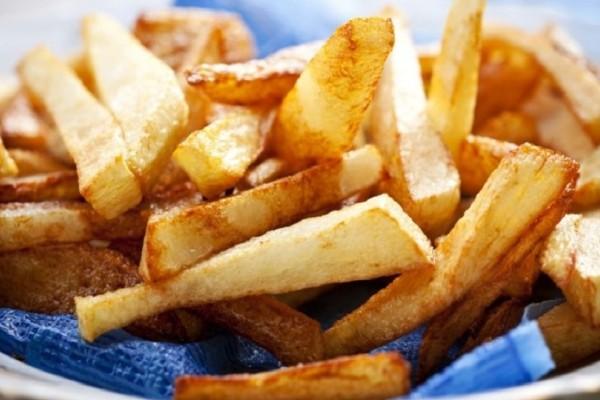Φτιάξτε τις πιο νόστιμες και υγιεινές τηγανητές πατάτες που έχετε δοκιμάσει!
