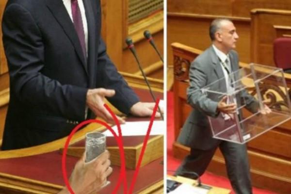 Απίστευτο και όμως αληθινό! Δες πόσο αμοίβεται ο νερουλάς της Βουλής!