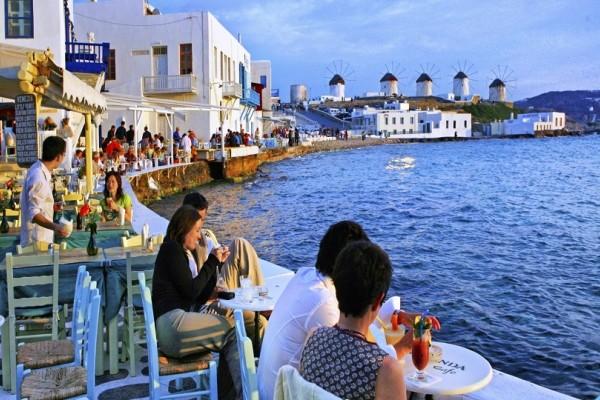 Πρωτιά στον τουρισμό σημείωσε η Ελλάδα σύμφωνα με την FAZ! - Την χαρακτηρίζει ως νικήτρια της φετινής σεζόν!