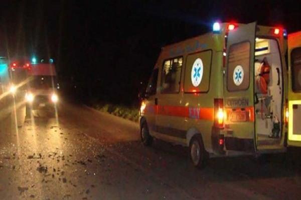 Τραγωδία στην άσφαλτο: Νεκρός Τρικαλινός μοτοσικλετιστής πριν από λίγη ώρα! (Photos)