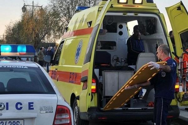 Τρόμος στην άσφαλτο: Τροχαίο με έναν σοβαρά τραυματία στην Βάρκιζα! (Photos & Video)