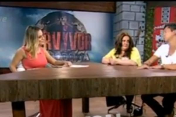 Survivor Πανόραμα: Μελέτη και Βογιατζάκη «αδειάζουν« δημοσίως τον Ορέστη Τσάνκγ για την εμμονή του με την Ελισάβετ! (video)