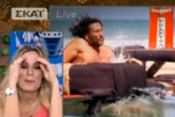 Survivor Πανόραμα: Τρελό γέλιο! Η Μελέτη έκανε επικό σαρδάμ με τον Σπαλιάρα- Δεν φαντάζεστε πως τον αποκάλεσε (video)