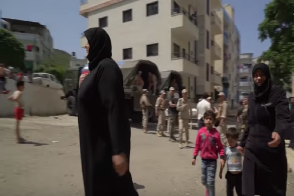 Απίστευτο βίντεο από τα άδυτα της ρωσικής αεροπορικής βάσης Khmeimim στη Συρία