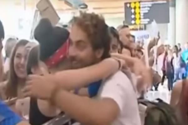 Survivor: Επέστρεψε στην Κύπρο ο Μάριος Πρίαμος και γνώρισε την απόλυτη αποθέωση! (photos+video)