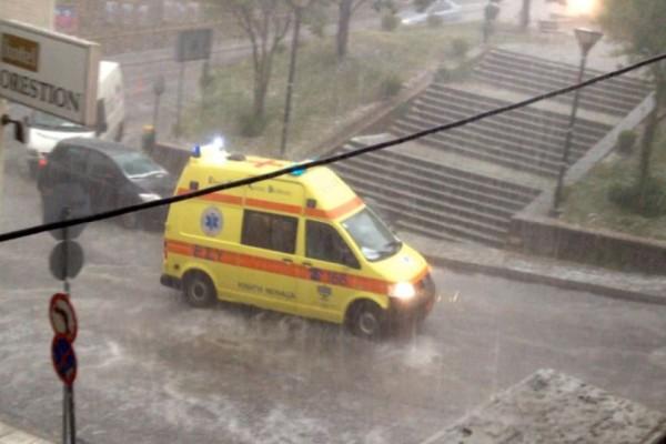 Απίστευτη τραγωδία στην Αμφιλοχία: Σκοτώθηκε νεαρός άνδρας από κεραυνό!