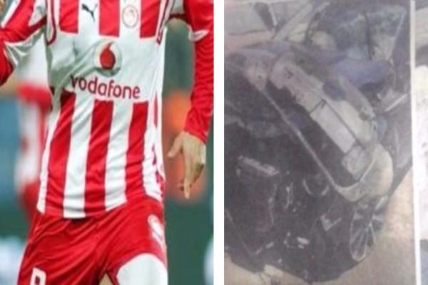 Κόρη πασίγνωστου ποδοσφαιριστή προκάλεσε φρικτό τροχαίο στην Ιερά Οδό! Μεγάλες ποσότητες αλκοόλ στο αίμα της (photos)