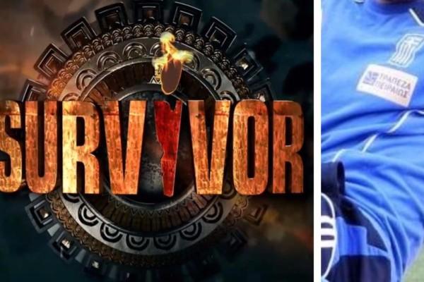Survivor - αποκλειστικό: Το μεγάλο deal με πασίγνωστο και κούκλο Έλληνα ποδοσφαιριστή! Αυτός θα είναι ο