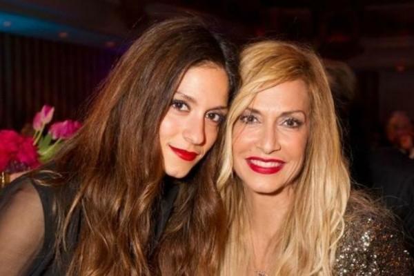 Η σπάνια φωτογραφία της Άννας Βίσση με την κόρη της: Η αφιέρωση που συγκίνησε το Instagram!