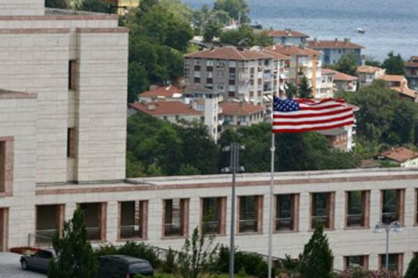 Συναγερμός στο αμερικανικό προξενείο στην Τουρκία- Μια σύλληψη