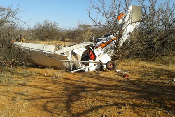 Γαλλία: Τρεις σοβαρά τραυματίες από συντριβή τουριστικού αεροσκάφους!
