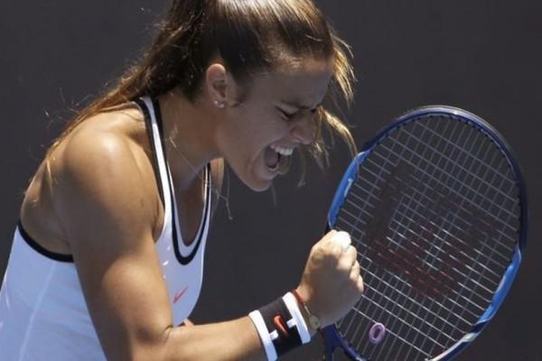 Θρίαμβος Ελληνίδα τενίστριας στο Wimbledon!