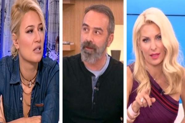 Τηλεοπτική βόμβα: Από την Ελένη Μενεγάκη στην Φαίη Σκορδά και στο Πρωινό ο Γρηγόρης Γκουντάρας; Όλο το παρασκήνιο! (video)