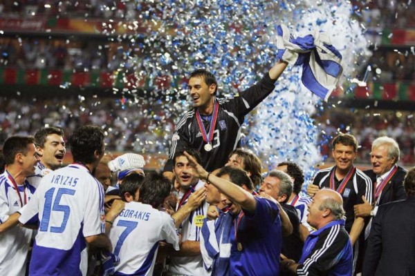 Η φωτογραφία της ημέρας: 13 χρόνια από το απόλυτο έπος του 2004! Η Ελλάδα Πρωταθλήτρια Ευρώπης