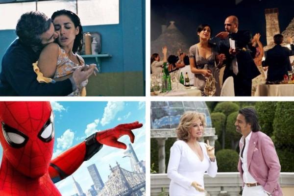 Η επιστροφή του Spiderman και η κωμωδία που έχει σπάσει ταμεία: Αυτές είναι οι νέες ταινίες της εβδομάδας! (videos)