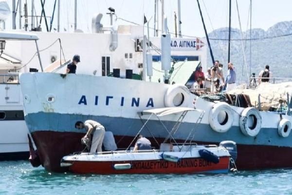 Τραγωδία στην Αίγινα: Θρήνος για τους δυο άτυχους ψαράδες - Το τελευταίο αντίο στους Παντελή και Γιώργο Μπήτρο