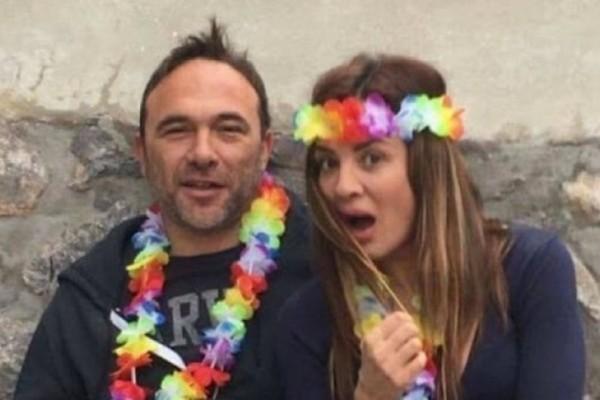 Δήμητρα Ματσούκα - Πέτρος Κόκκαλης: Το ζευγάρι απολαμβάνει τις καλοκαιρινές του διακοπές! (Photo)