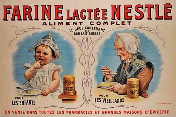 Ανρί Νεστλέ: Αυτός είναι ο φαρμακοποιός που έσωσε εκατομμύρια παιδιά σε όλον τον κόσμο!