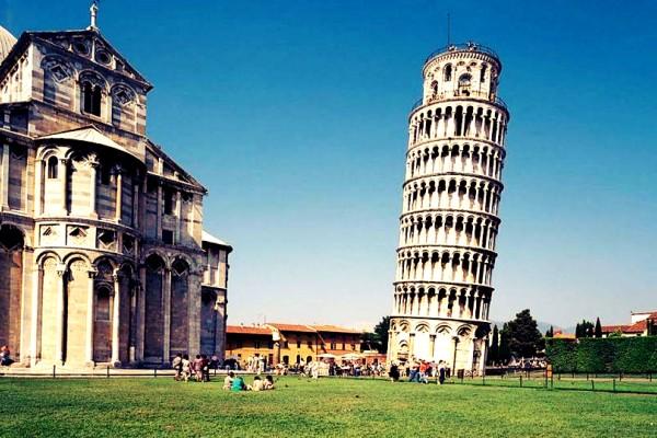 Το γνωρίζατε; Για ποιο λόγο γέρνει ο Πύργος της Πίζας!