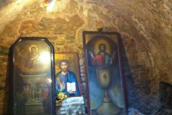 Θρύλος για τον μοναδικό ναό της Θεσσαλονίκης που γλύτωσε από την πυρκαγιά του 1917