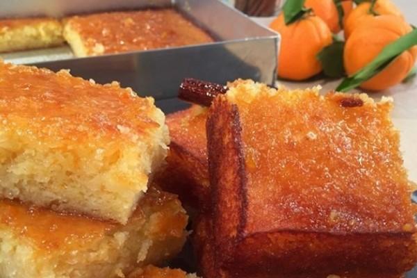 Η πορτοκαλόπιτα της Ρόζας: Η συνταγή που θα λατρέψετε με την πρώτη... ματιά!