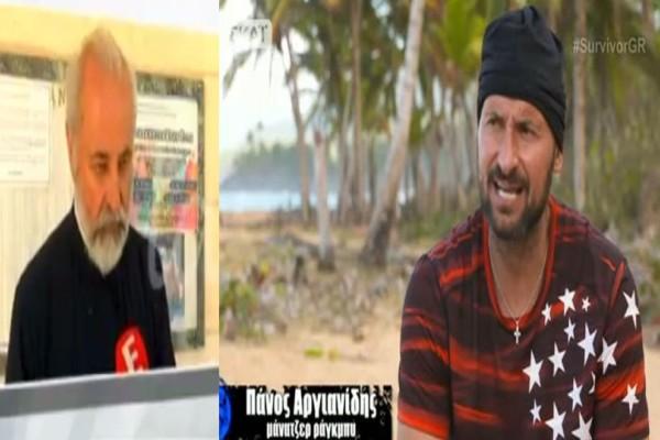 Survivor: Αυτός είναι ο ιερέας πατέρας του Πάνου Αργιανίδη! Τι αποκαλύπτει on camera για τον γιο του; (video)