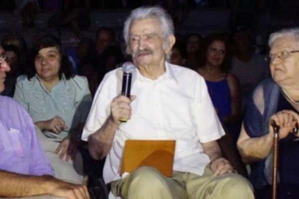 Λέσβος: Θλίψη για τον «Κυρ Κώστα» - Έφυγε ο μακροβιότερος δήμαρχος στον Μόλυβο!