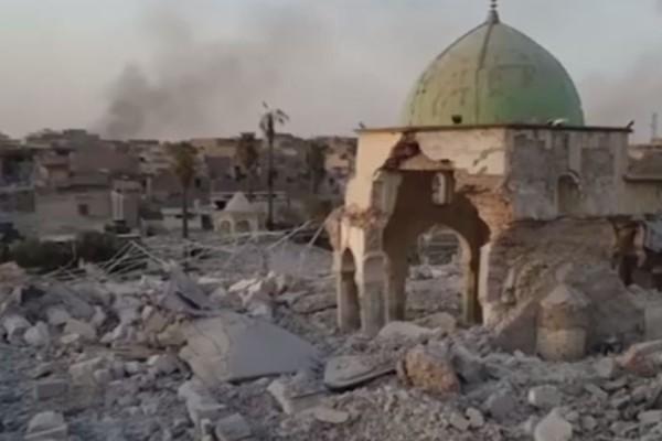 Σοκαριστικές εικόνες: Η Μασούλη μετά από 3 χρόνια συνεχούς πολέμου!