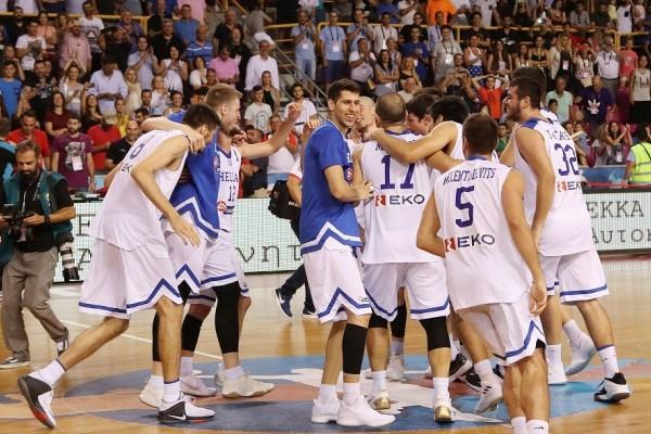 Ναι ρε μάγκες: Η Ελλάδα Πρωταθλήτρια Ευρώπης!