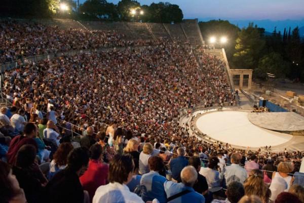 Αύγουστος στην Επίδαυρο με θεατρικές παραστάσεις και πολιτιστικό περίπατο!