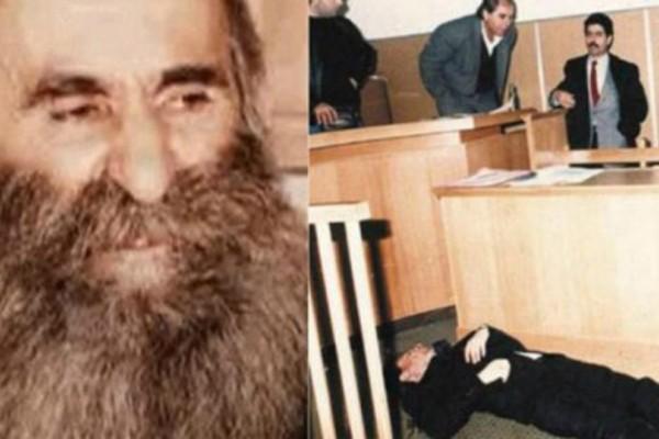 Η ιστορία που συγκλόνισε την Ελλάδα: Πήρε τον νόμο στα χεριά του και σκότωσε το φονιά του γιου του μέσα στο δικαστήριο!